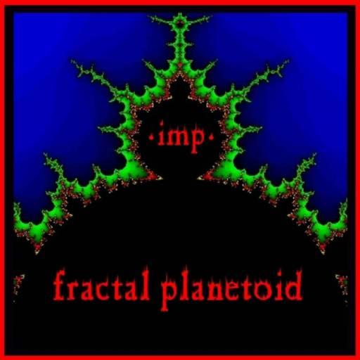 Fractal.Planetoid